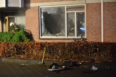 Veel rookontwikkeling bij brand in wooncomplex aan Kloosterlaan in Breda