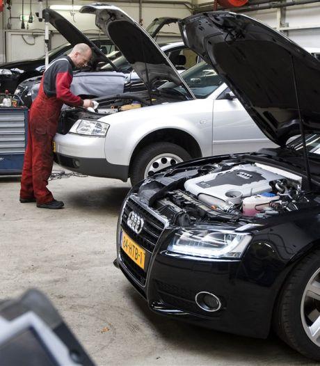 Omzet motor- en autobranche gedaald door coronacrisis