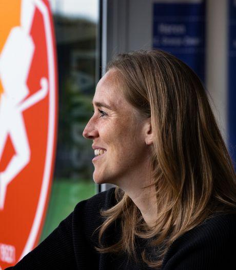 Eindhovense Daphne van der Velden blikt terug: 'Als ik eerlijk ben, voelen we na al die jaren nog steeds het verschil met de heren'