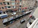 Rotterdammer doet een opmerkelijke ontdekking als hij naar de daken van RET-trams kijkt.