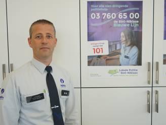 """Politie lanceert campagne voor Sint-Niklase 'Blauwe Lijn': """"Nummer is onvoldoende bekend"""""""