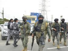 President Ecuador roept noodtoestand uit wegens drugsgeweld