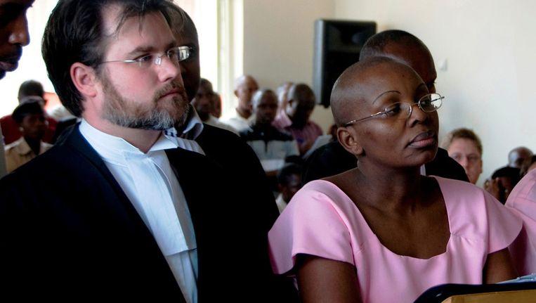 Victoire Ingabire Beeld ANP