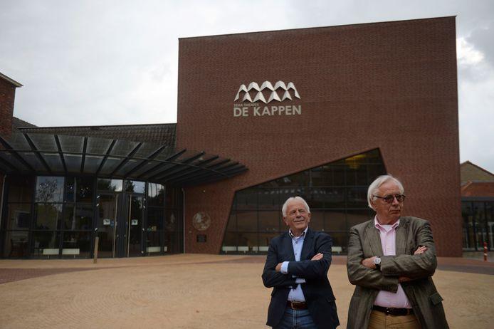 Burgerinitiatief BUIN, met Bennie Wielens en Peter Has, heeft een plan opgesteld om het kulturhus als coöperatie  verder te laten gaan.