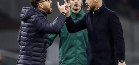 Getafe-coach draait zaken om en hekelt onsportiviteit Ajax