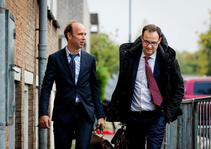 Sander Janssen en Robert Malewicz