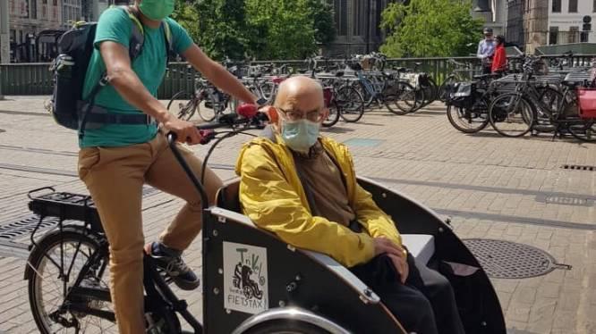 """Fietstaxi's van Trivelo veroveren centrum Gent: """"Dag vooraf reserveren, en je raakt overal"""""""