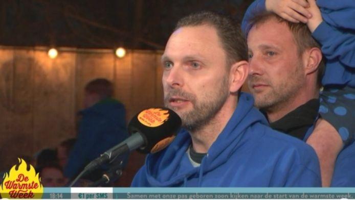 Tim Van Kerkhoven, op de foto tijdens een Warmste Week van StuBru, durft te dromen van een full version van Lolands.