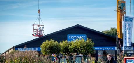 Aannemer: 'Opruimen asbest bij kringloopwinkel duurt nog weken'
