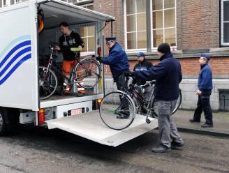 Betrapte fietsdieven krijgen vanaf 1 januari lik-op-stukboete van 250 euro