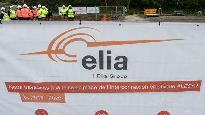 Elia overweegt om een tweede stuk van het Duitse elektriciteitsnet te kopen