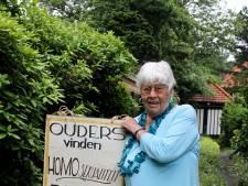 Eerste hulp bij homoproblemen: Chrisje van Hezik herstelde vrede bij menig Haagse familie