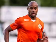 Ex-Willem II'er Janga met twee goals belangrijk voor Curaçao