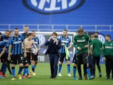 Kampioen Inter haalt zonder De Vrij uit, Napoli legt druk bij Atalanta, Juve en Milan