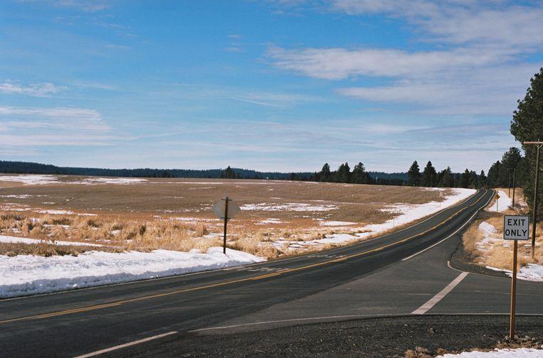 Roadtrip door de VS. Beeld Corto Blommaert