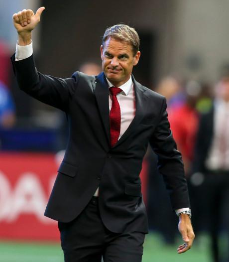 De Boer is Jans de baas in 'Nederlands' MLS-onderonsje