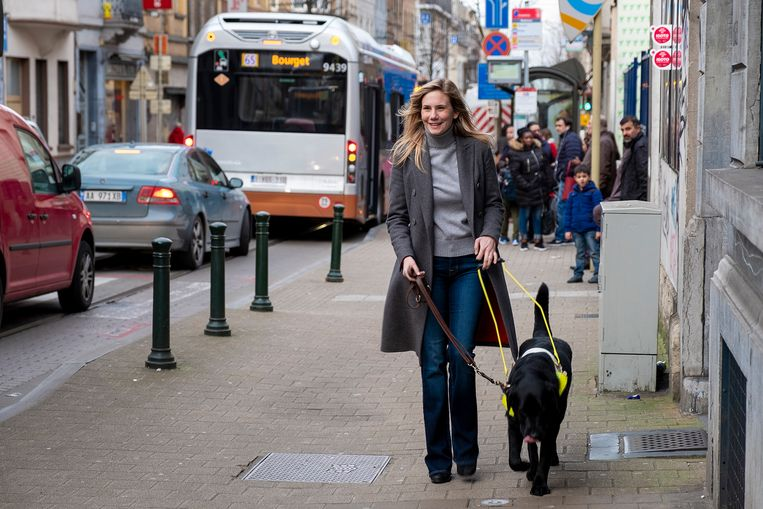 Taboe-kandidate Stephanie van der Beek staat als onafhankelijke op de Brusselse CD&V-lijst