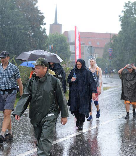 Protesterende boeren moeten natter land accepteren