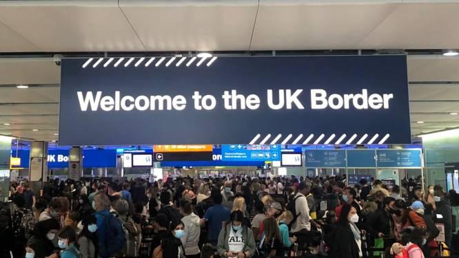 Op reis naar Groot-Brittannië? Paspoort nodig!