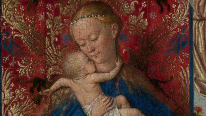 Oudste bekende gesigneerde kunstwerk van Van Eyck te zien in Museum Mayer van den Bergh