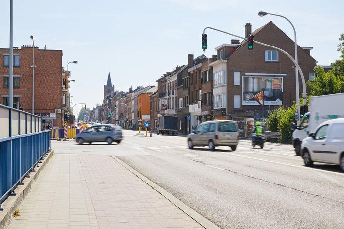 Tiensesteenweg in Leuven