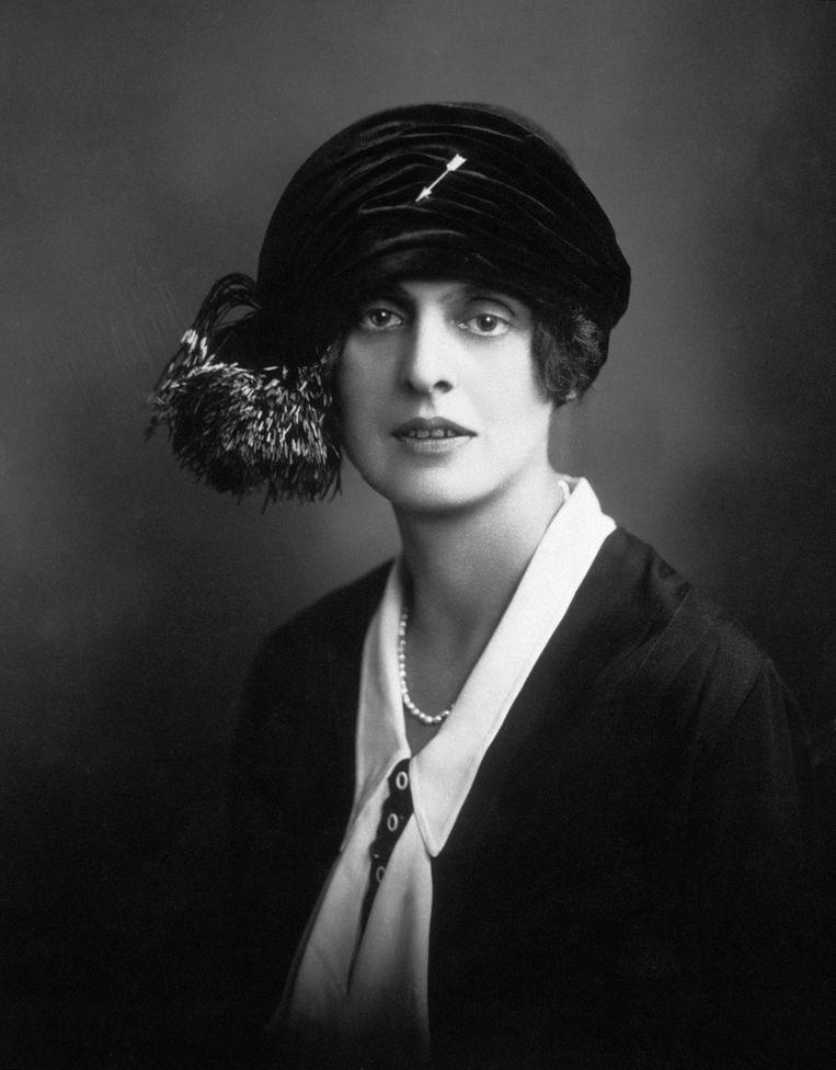 E.M. Delafield (1890-1943), ware naam Edmée Elizabeth Monica Dashwood - de la Pasture. Beeld Corbis via Getty Images