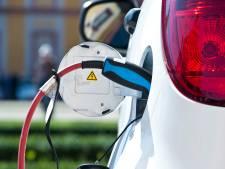 Breda heeft meeste elektrische auto's van Brabant