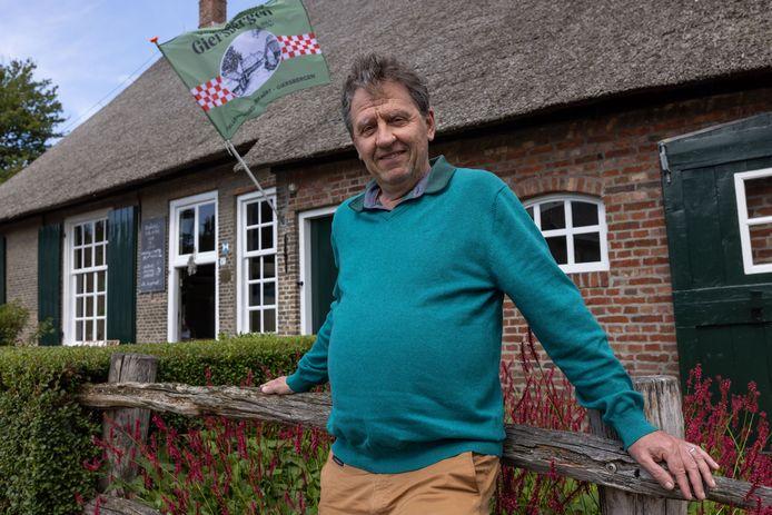 Kees van den Oord heeft een boek geschreven over Giersbergen.