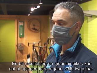 """Vertraging op leveringen van fietsen door corona: """"Wachttijden kunnen oplopen tot twee jaar"""""""