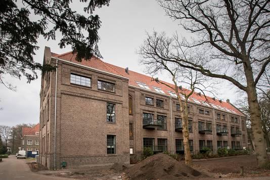 Genomineerd Dirk Roosenburgprijs 2019: verbouwing Eikenburg door Sint Trudo. Ontwerp: De Loods en Kiki van Rassel Architectenburo