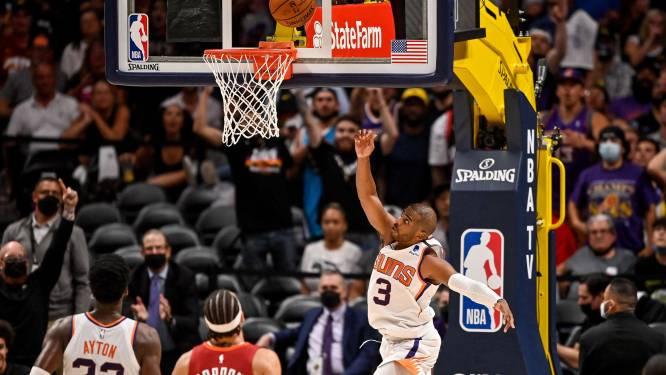Phoenix bereikt finale Western Conference