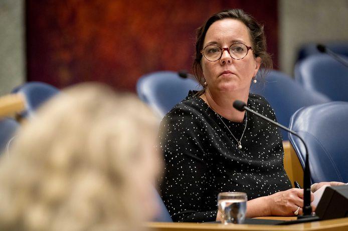 Tamara van Ark, staatssecretaris van Sociale Zaken en Werkgelegenheid, is de nieuwe vriendin van Elbert Dijkgraaf.