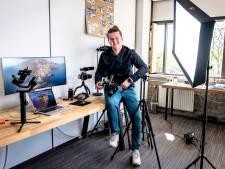 Videomaker Joey doet alles voor de perfecte video
