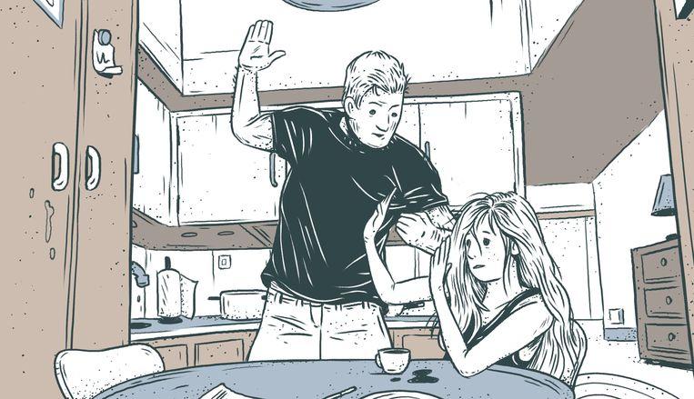 Getuigenissen seksueel geweld Beeld KAAN