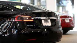 Hong Kong geeft bijna geen subsidies meer voor elektrische auto's, en dat doet Tesla pijn