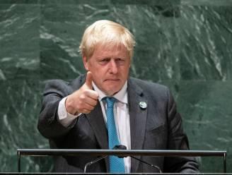 Britse premier Johnson roept wereldleiders in kleurrijke VN-toespraak op klimaatverandering aan te pakken