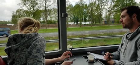 Ruim 500 boetes bij grote controle met 'belbus' in Oost-Nederland