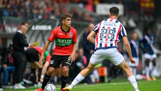 Bart van Rooij in beeld bij Jong Oranje: 'Ook Dirk Proper ontwikkelt zich goed'
