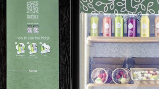 """Slimme koelkasten met verse maaltijden veroveren bedrijfskantines: """"Tasties biedt een oplossing tegen verspilling"""""""