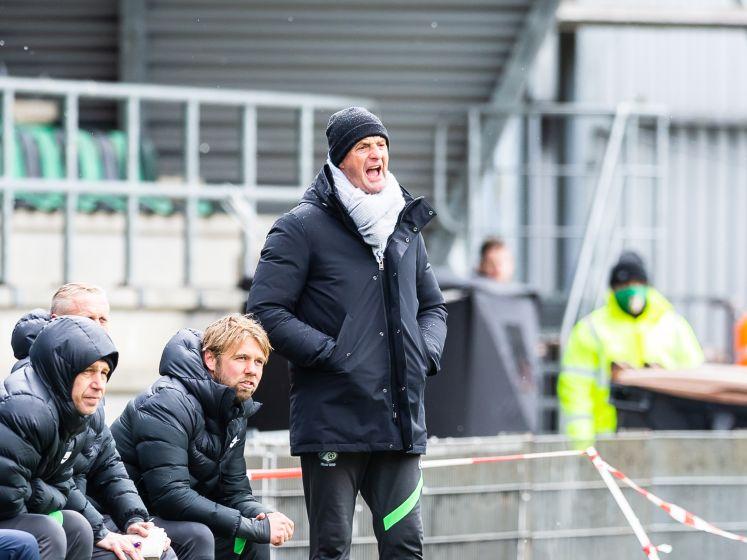 Ernie Brandts keert niet terug als hoofdtrainer van FC Eindhoven, Jan Poortvliet aan de staf toegevoegd