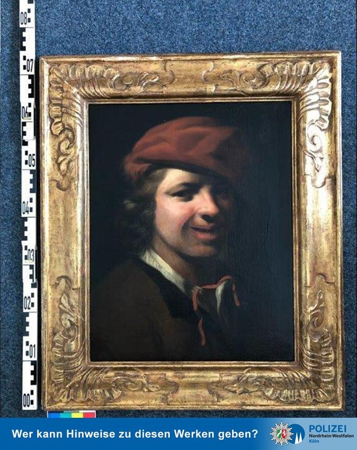 Portret van een jongen (datum van ontstaan onbekend) door de Nederlandse Samuel van Hoogstraten (1627-1678).