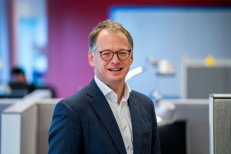 Pieter Veuger in 2020. Beeld ANP