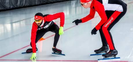 Indiër Wish (35) kwam naar Utrecht om te schaatsen: 'Op de Vechtsebanen is het begonnen, daarom houd ik zo van die plek'