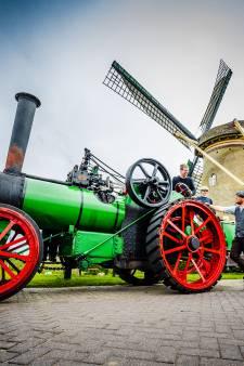 Groninger Erik heeft een hele bijzondere reden om molen Puttershoek te bezoeken