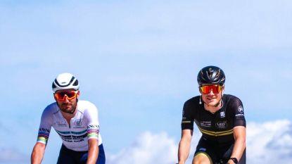 """Bjorn en Maxim fietsen in één ruk 1.000 kilometer om de Ronde van Frankrijk te zien: """"Maar we keren wel terug met de trein"""""""