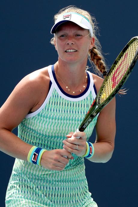 Kiki Bertens stijgt naar beste positie ooit op WTA-ranking