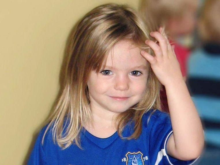 Madeleine 'Maddie' McCann verdween in mei 2007 uit de vakantieflat van haar ouders in Portugal. Beeld PA
