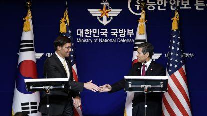 VS: Zuid-Korea moet vijf keer zo veel betalen voor Amerikaanse troepen