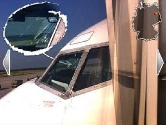 Passagiers opgeschrikt nadat raam cockpit barst