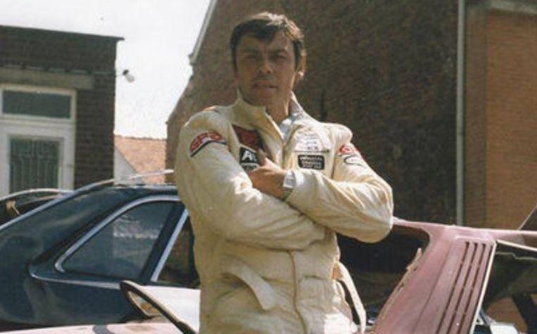 Vincx overleed in 1987 bij een ongeval op het Nederlandse autocircuit van Zandvoort. Zijn naam wordt al langer genoemd in het Bende-dossier. Beeld wiki-braine-lalleud.be